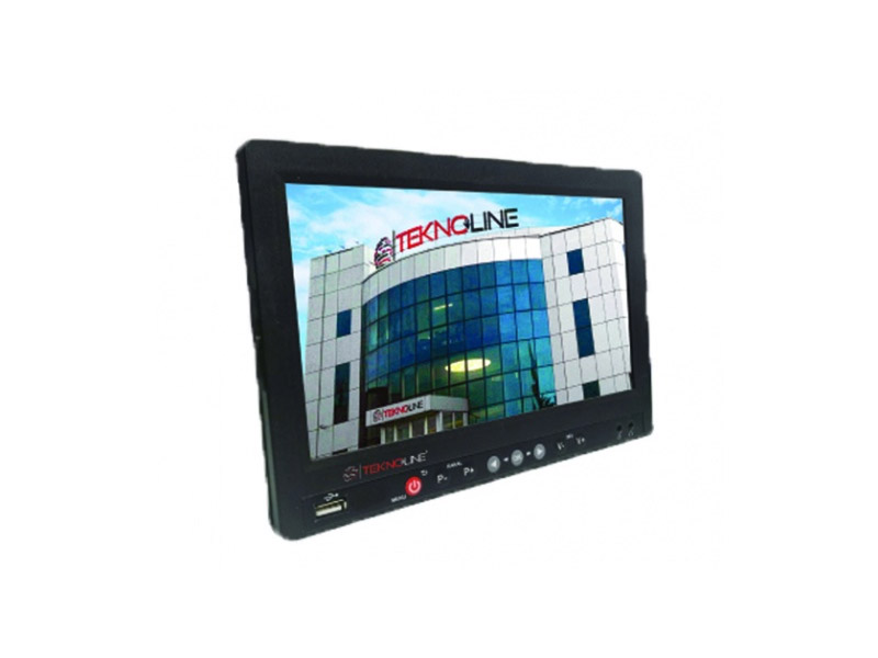 [9 INCH MONITOR] 9 BUS SYSTEMS